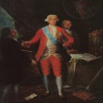 Francisco de Goya (1746-1828)  The Count of Floridablanca  Oil on canvas, 1783  Banco Urquijo, Madrid, Spain
